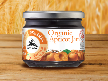 HOME Pic Apricot Jam