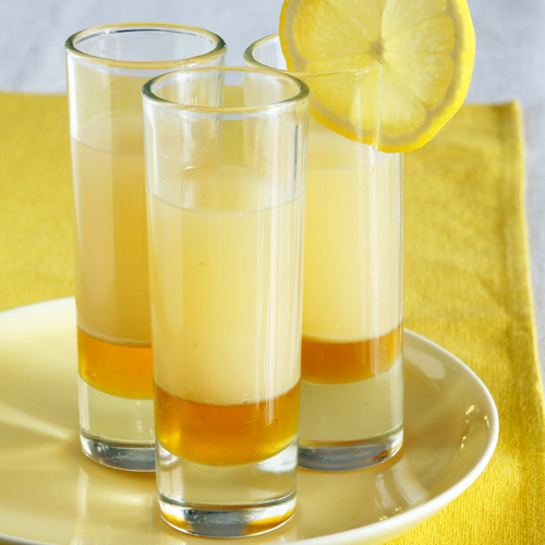 Ginger lemon honey