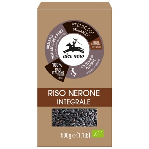 beras hitam organik