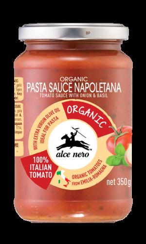 la pasta-salsa-napoletana